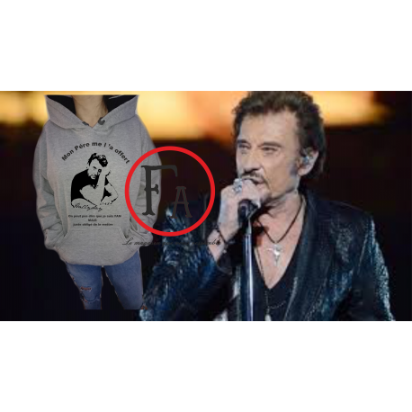 ON ME L A OFFERT JOHNNY HALLYDAY
